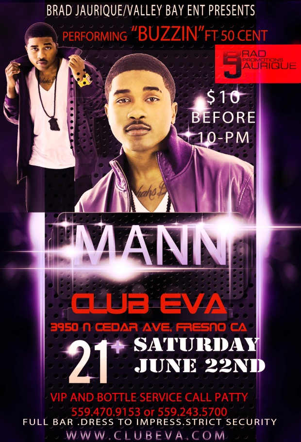 MANN CLUB EVA