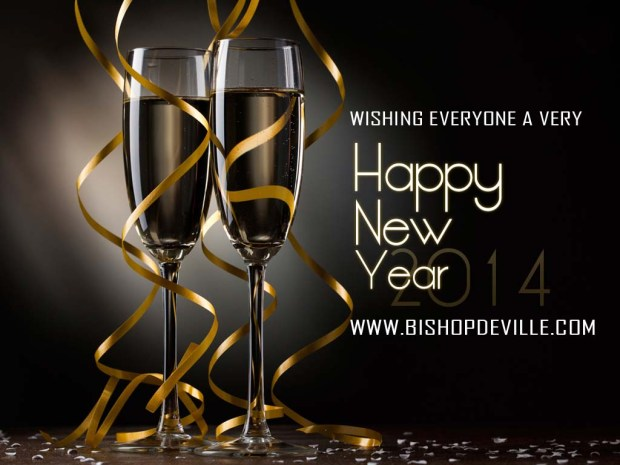 HAPPY NEW YEAR FROM WWW.BISHOPDEVILLE.COM