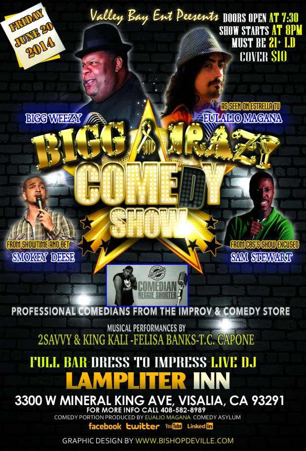 bigg and krazy comedy show