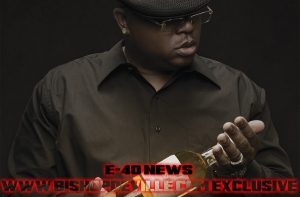RAPPER E-40 DISPLAYS HIS WOW FACTOR TO THE WINE WORLD ONCE AGAIN THIS TIME IN OREGON